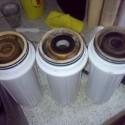 Geriamojo vandens ruošimo įrenginys; Našumas: 0,012 m3/h; Vieta: Alytus; Ypatybės: sistemos aptarnavimas.